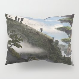 L'arbre Pillow Sham