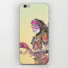 B.E.L.E iPhone Skin