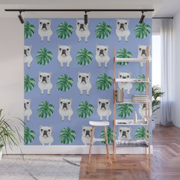 Summer Frenchies Wall Mural