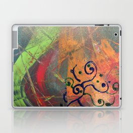Austin Denim Rodeo Ride #1 Laptop & iPad Skin