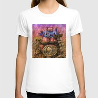 drum T-shirts featuring Drum solo by Rick Borstelman