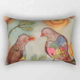 i'm yours Rectangular Pillow