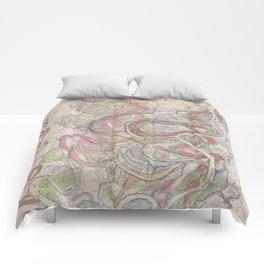 Harold N. Fisk Plate 22-11 Comforters