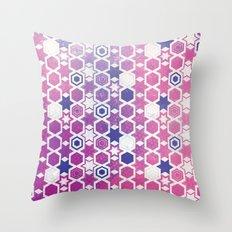 Stars Pattern #001 Throw Pillow