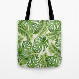 I Need a Tropical Vacation Print Tote Bag