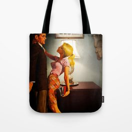 Don't Stand So Close To Me Tote Bag