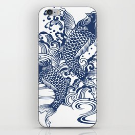 koi iPhone Skin