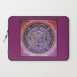 Kalachakra Sera - Mandala Laptop Sleeve