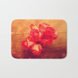 they call me the wild rose Bath Mat