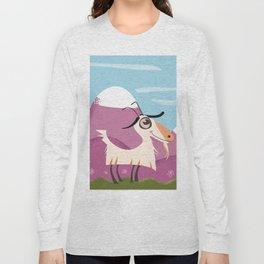 billy goat gruff Long Sleeve T-shirt
