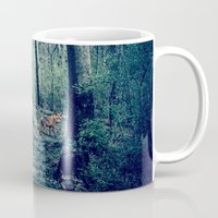 mr fox Mugs featuring Mr. Fox by sharinerin