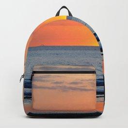 Romantic Sunset Backpack
