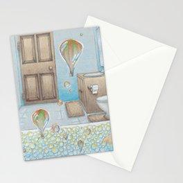 Bubble Gondola Stationery Cards