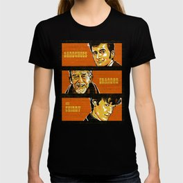 Sandshoes, Grandad and Chinny T-shirt