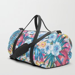 Flower Happiness Duffle Bag