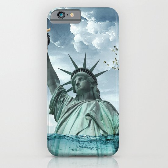 the water line iPhone & iPod Case