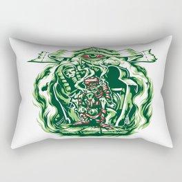 The Mummy Rectangular Pillow