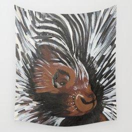 Porcupine by Noelle's Art Loft Wall Tapestry