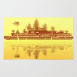 Angkor Wat Heat Rug