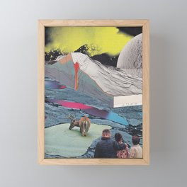 Acid Trip Framed Mini Art Print