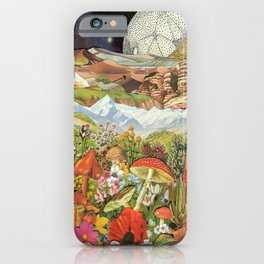 Shrooms iPhone Case
