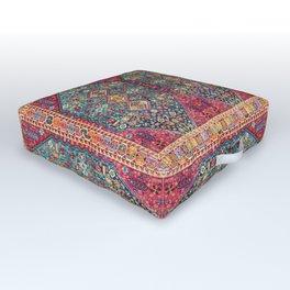 N131 - Heritage Oriental Vintage Traditional Moroccan Style Design Outdoor Floor Cushion