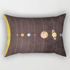 Solar System Rectangular Pillow