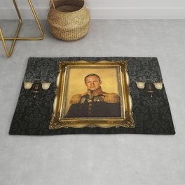 Neil Armstrong - replaceface Rug