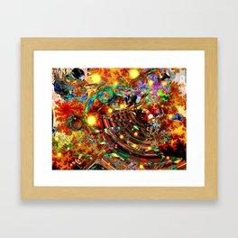 The last universe Framed Art Print