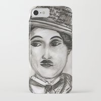 charlie iPhone & iPod Cases featuring Charlie by sladja