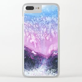 Breaking Beautifully Clear iPhone Case