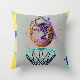 slamdunkzzz Throw Pillow