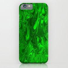 acid swirls  Slim Case iPhone 6s