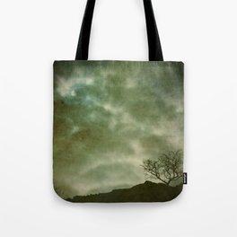Whispered Darkly Tote Bag