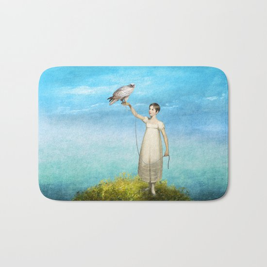 My Little Friend Bath Mat