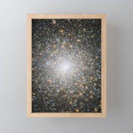 Messier 15 Framed Mini Art Print