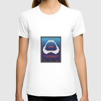 jaws T-shirts featuring Jaws by GlennTKD