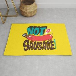 Not a Sausage Rug