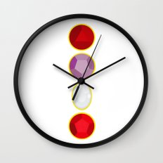 We Are The Crystal Gems Wall Clock