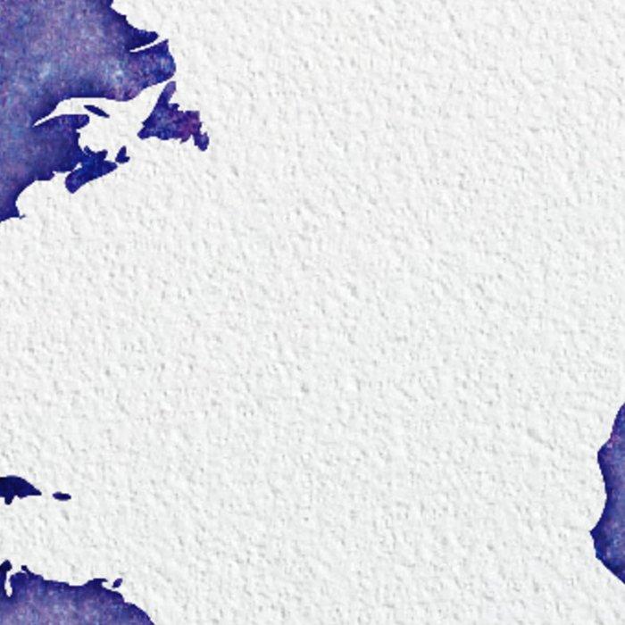Purple World Map 02 Leggings