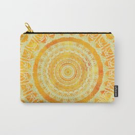 Sun Mandala 4 Carry-All Pouch