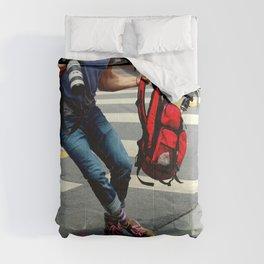 A Travelin' Man Comforters