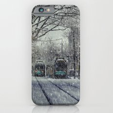 Never ending winter. Brookline, MA iPhone 6s Slim Case