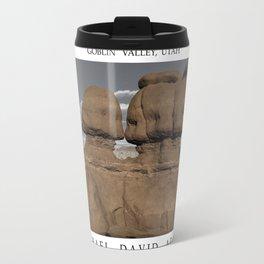 Goblin Valley, Utah Travel Mug