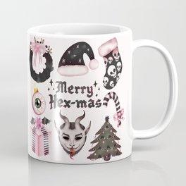 Merry-HexMas Coffee Mug