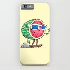 Watermelon Skater iPhone 6s Slim Case