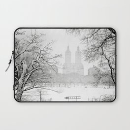 Winter - Central Park - New York City Laptop Sleeve