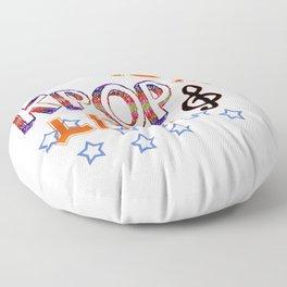 Kpop Is My Life Floor Pillow