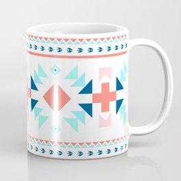 geometry navajo pattern Coffee Mug