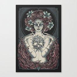 Helltrap Canvas Print